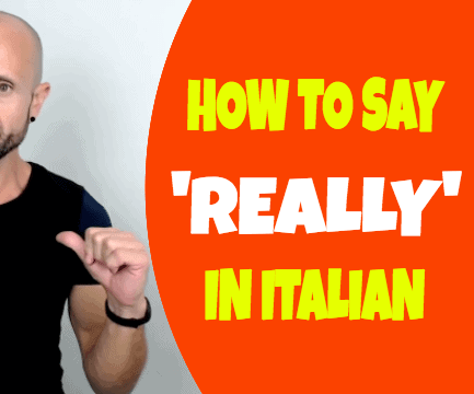 """How To Say """"really"""" In Italian [ep 05]. American Red Cross Acls Certification. Cookies Cupcakes And Cardio Ira To Roth Ira. Solar Power Installation Costs. Best Video Hosting For Business"""