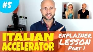 Italian Accelerator Episode 5 - Explainer 1