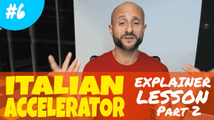 Advanced Italian Lessons