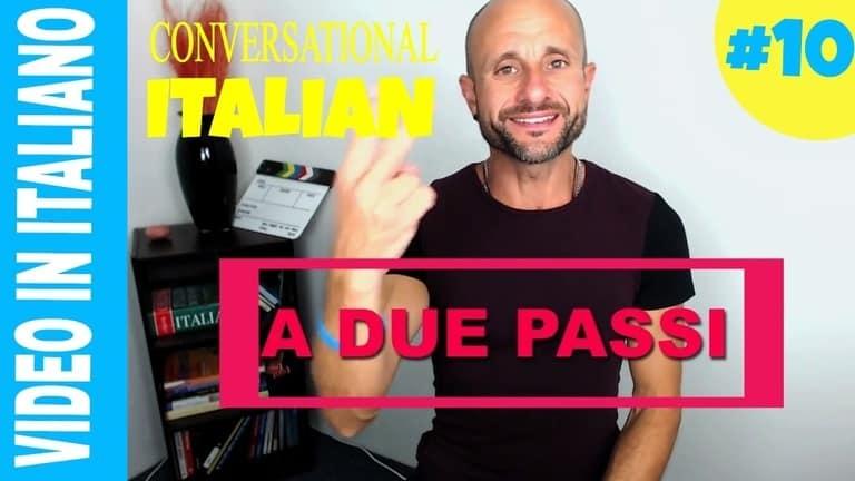 Conversational Italian 10