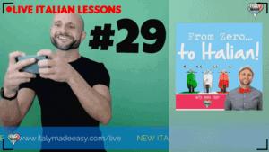 Live classes 29