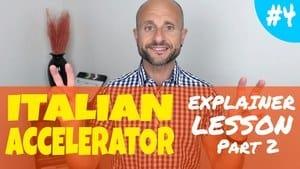 Italian Accelerator Episode 4 Explainer 2