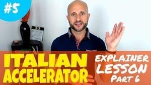 Italian Accelerator Episode 5 - Explainer 6