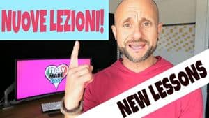 daily italian lessons 1