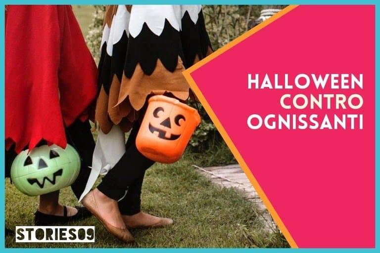 Halloween contro Ognissanti