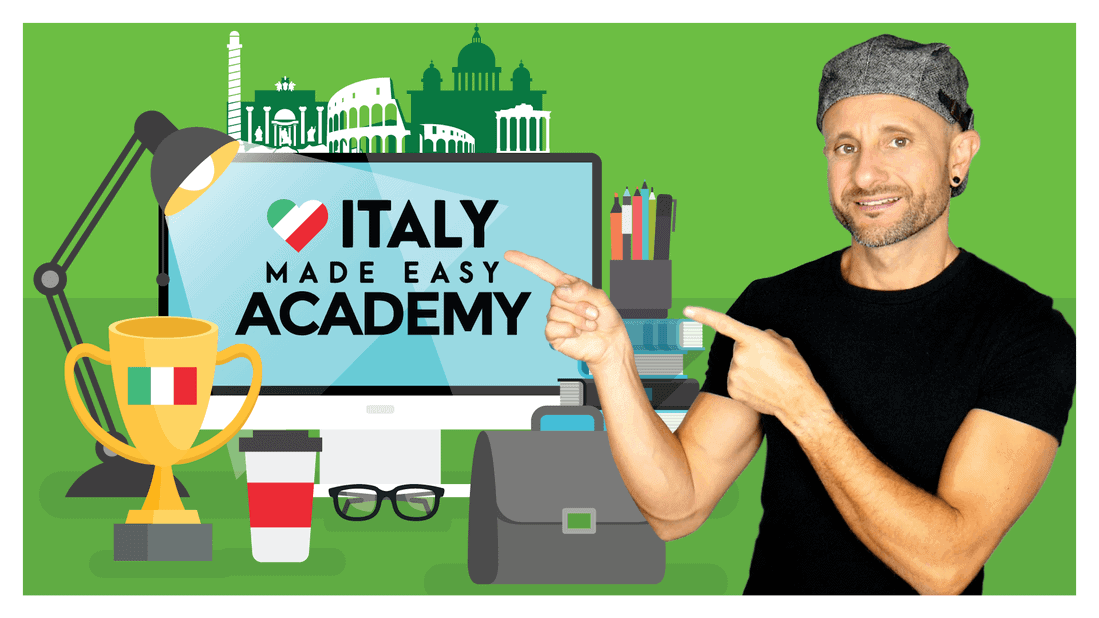 Learn Italian with Italy Made Easy Academy