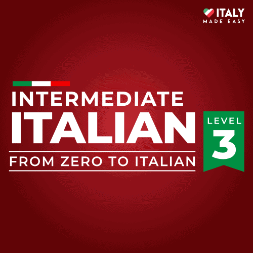 Intermediate Italian Level 3