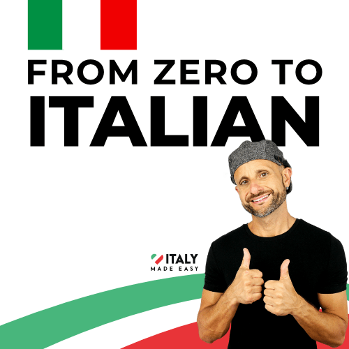 From Zero To Italian Program