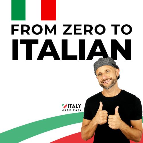 From Zero To Italian Program
