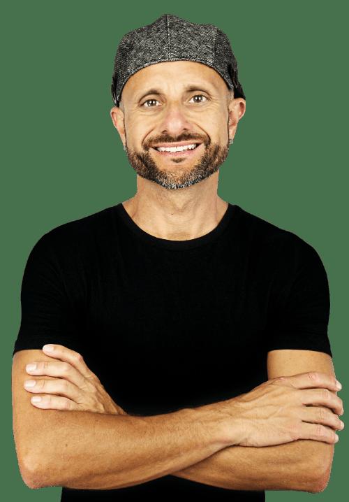 Manu Venditti Italian Language Coach
