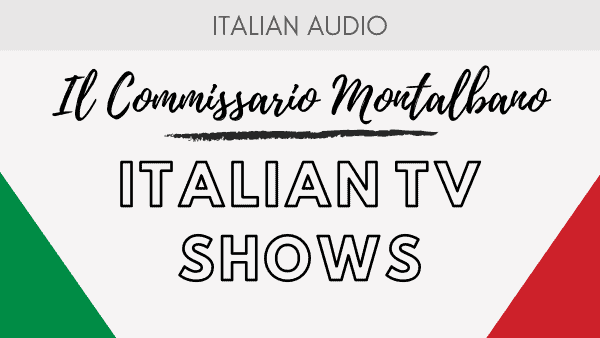Inspector Montalbano - Italian TV Shows