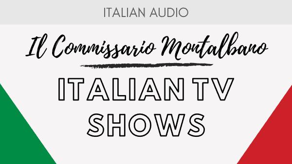 Inspector Montalbano - Italian TV Shows