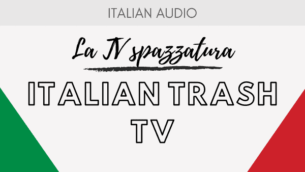 Italian Trash TV