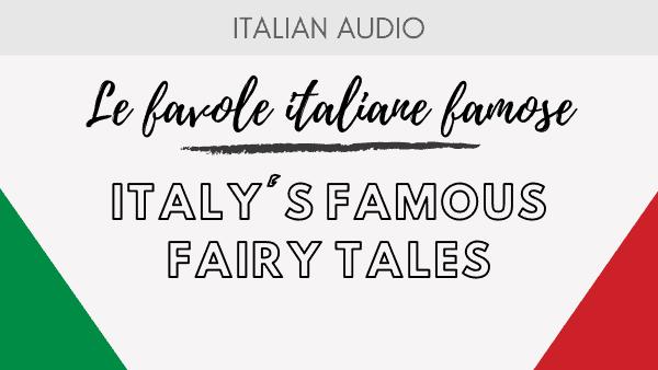 Famous Italian Fairy Tales
