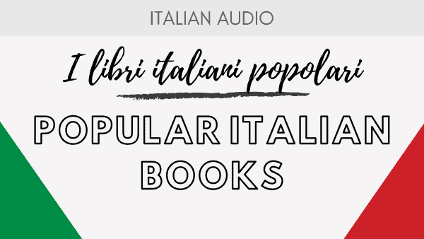 Popular italian books