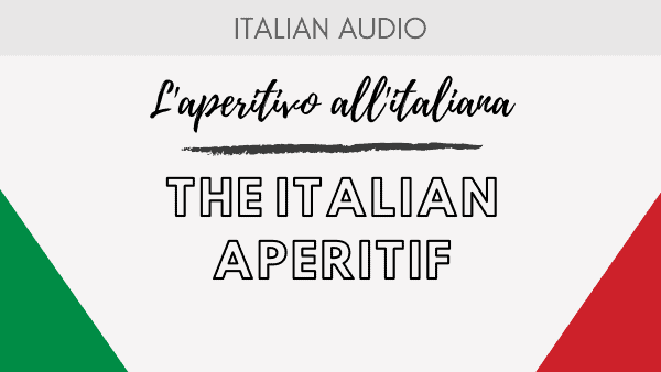 Aperitivo all'italiana - Podcast