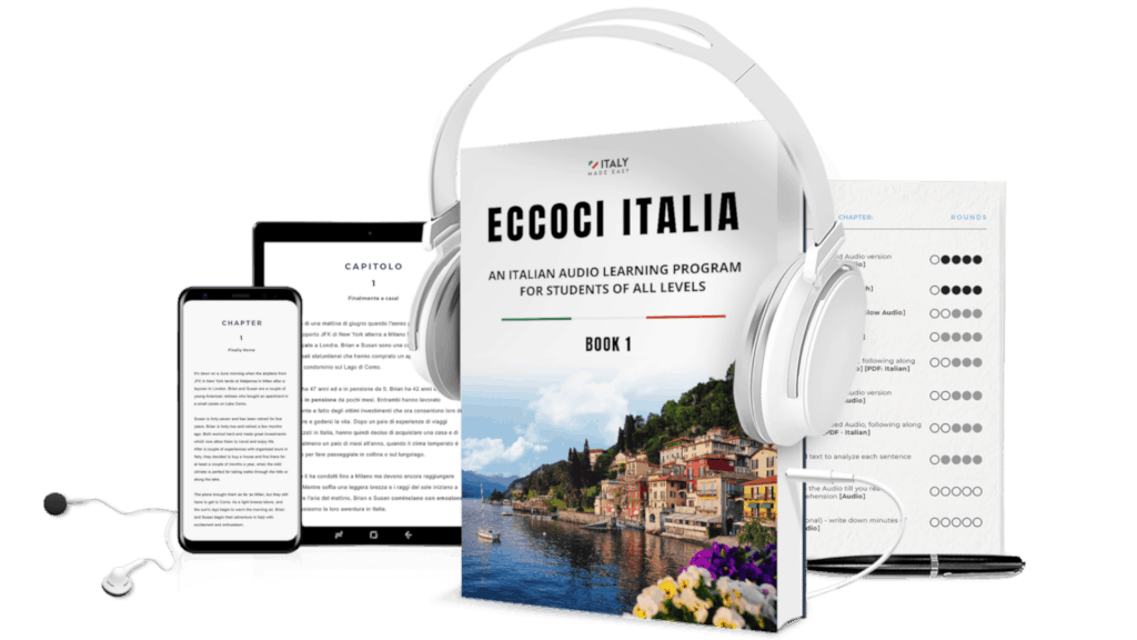 Italian Audio Learning Program