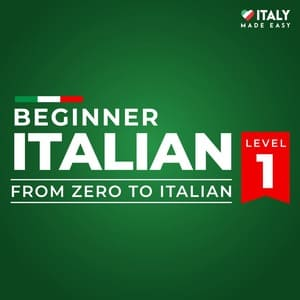 Beginner Italian Level 1 Squared 300PX