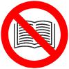 Icon - No Book